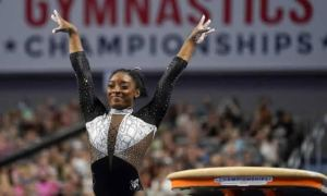 Simone Biles Rewrites History: Wins Seventh U.S. Gymnastics Title