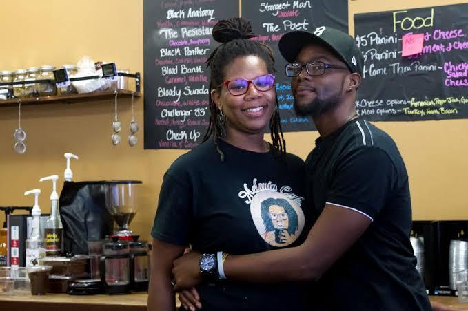 Catrice Hixon melanin cafe