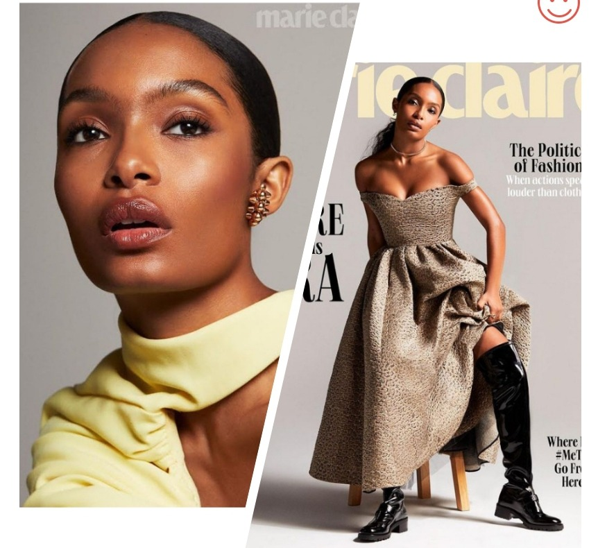 """Blackish Star. Activist. Producer Yara Shahidi Is Life after hit ABC sitcom Black-ish, which automatically made Yara one of the most sought after young actresses in Hollywood is full of exciting milestones for activist and actress Yara Shahidi. At 21 she boasts of laudable list of accomplishments defying her age. A college senior in final year at Harvard University, launching her 7th Sun Productions, with her mother last year, she spills to Marie Claire about that initiative aimed at pushing more diverse representation in front of and behind the camera and introducing fresh voices into the Hollywood mix. """"Oftentimes with studio systems you get the same list of folks who've always had the same opportunities,"""" she explains. """"Breaking [new] people into the studio system, that's been something that's been really important to us."""" Proud mum Keri opens up on Yara been driven since the womb. """"I think she was just born an old human,"""" she shares. """"In one space we're peers, in another space, if you looked at it traditionally, I'm supposed to be the teacher, but teachers come in many shapes and sizes and she's one of my teachers."""" I ask Mama Shahidi about her daughter's leadership style. """"She's a gentle giant,"""" Keri proudly states. """"She's really compassionate and I think what balances her compassion is her focus, so nothing is fluff."""" On being named Dior Global Brand Ambassador for Women's Fashion and Makeup """"I never rep products that I don't actually really like,"""" Shahidi explains. """"I spent all of Grown-ish using [Dior] products and every time you see my face out in the world, even if they're not tagged, it is a Dior makeup product. And it is the first time in my career in which I can put on a foundation and not end up with a breakout by the end of the day. And we're working 15-hour days."""" Shahidi doesn't just accept endorsements but says the company culture has to align with her value, what she calls a """"reverse morality clause"""" as one condition of doing business with her. """"Y"""