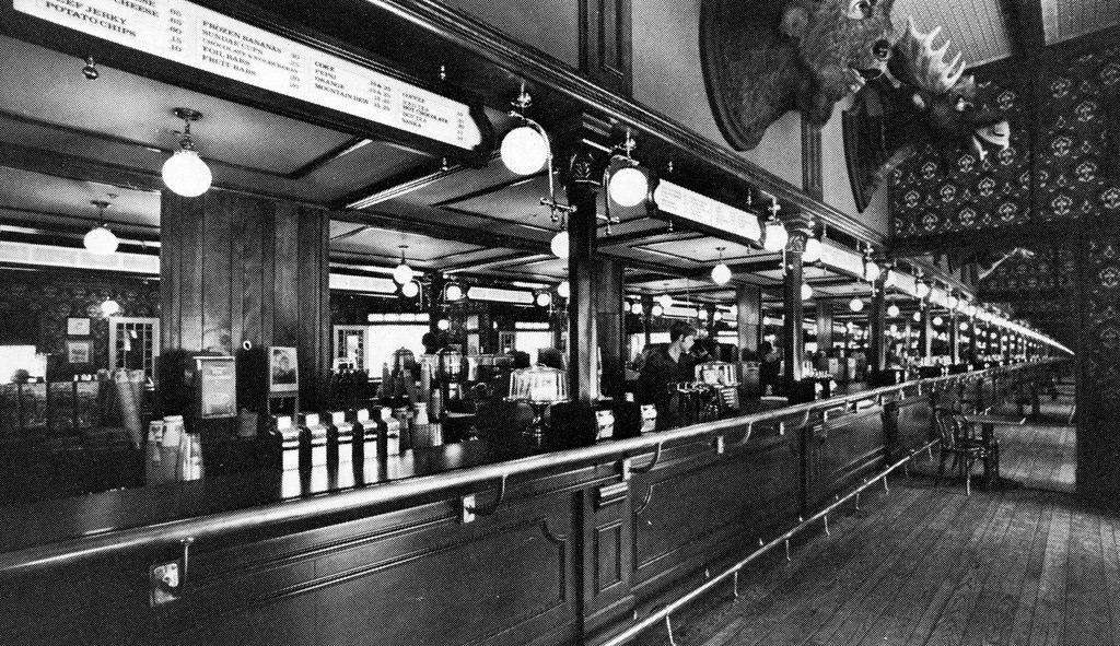 Disneyland Mile Long Bar