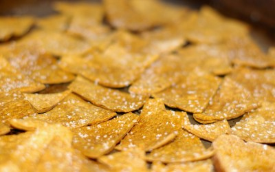Flour Tortilla Chips