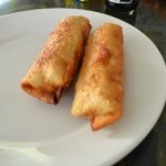 Crispy Chinese Take-Out Vegetable Egg Rolls