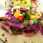 Tacos de Pescado – Fish Tacos Duck style