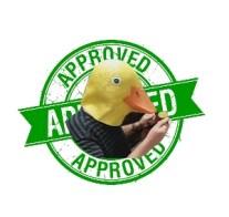 duckinapot.com duck man