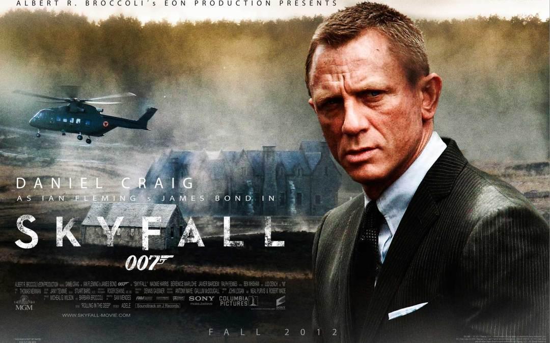 Skyfall and Cyberwar: James Bond Enters the Digital Era