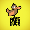 fake duck