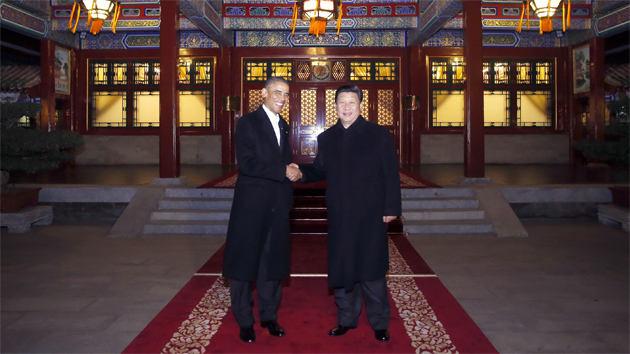 Historic Bilateral Climate Agreement Between the US and China