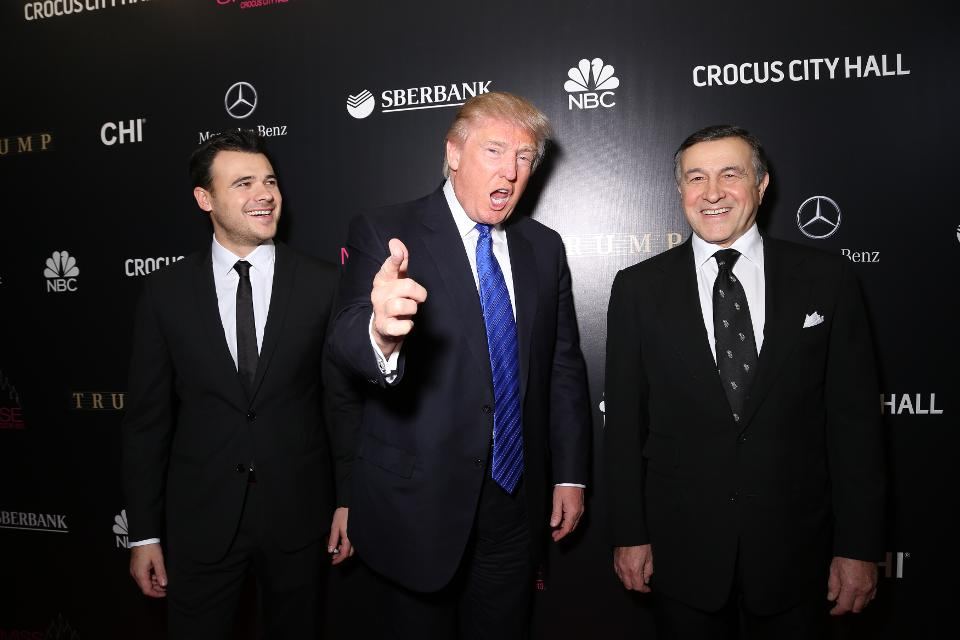 Trump and the Russian Money Trail