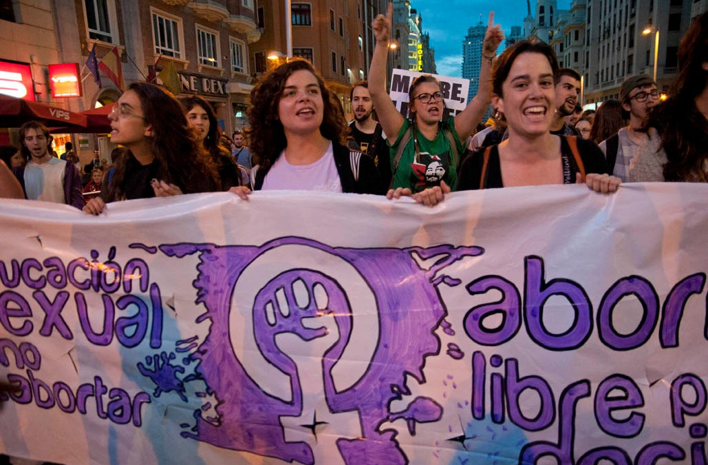 International Women's Day: political crisis as windows of opportunity