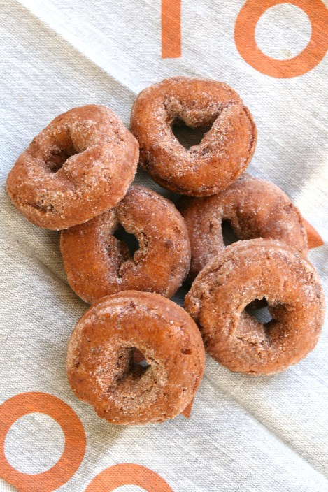 Morning apple cider donuts kick off the culinary celebration.