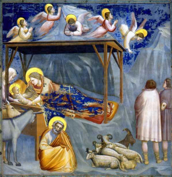 giotto-nativita-1303-1305-padova-cappella-degli-scrovegni