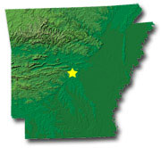 United States Geography for Kids Arkansas