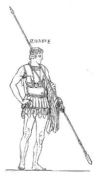 Greek Mythology: Achilles