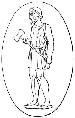 Greek Mythology: Hephaestus