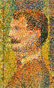 Image result for Pointillism Art Movement