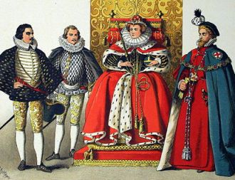Elizabethan Nobles and Working Class