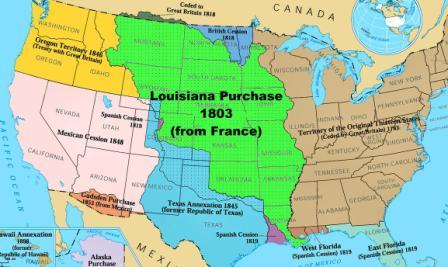 History Louisiana Purchase