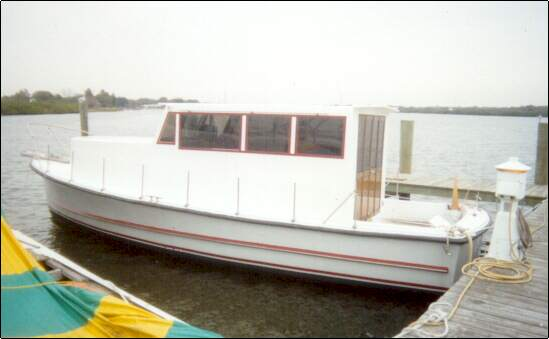 Duck Boat Work In Progress Tinboatsnet