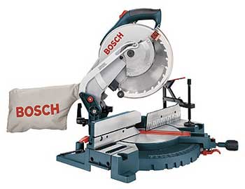 Power Miter Box Saw