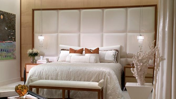 une tete de lit design pour