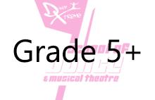 Grade 5+
