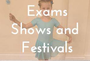 AIM Exams Shows and Festivals