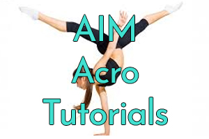 AIM Acro Tutorials