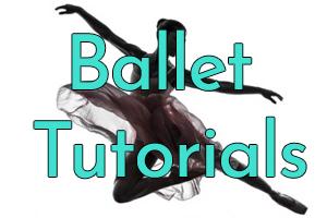 AIM Ballet Tutorials