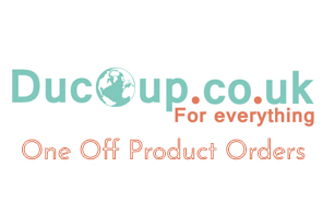 Ducoup | One Off Product Orders