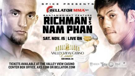 Bantamweights Collide On Spike TV