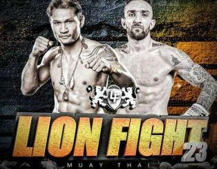 It's Monday! You know that means Results. Lion Fight 23