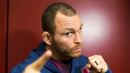 RETIRED FIGHTER CHRIS LEBEN SIGNS WITH BELLATOR MMA