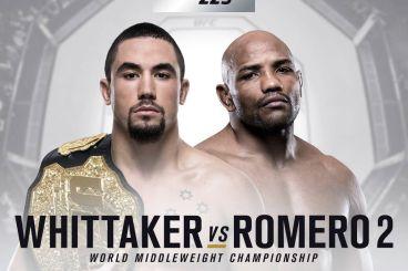 UFC 225: Preview