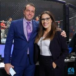 AXS TV & Combate Americas Name Max Bretos & Juliana Peña as Commentators