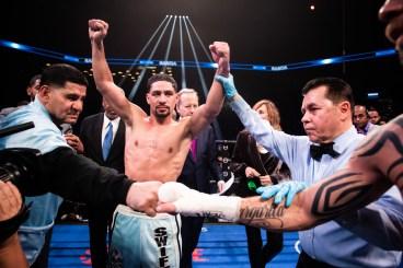 Two-division world championDanny Garcia dominant
