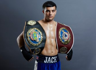 EVERLAST JOINS FORCES WITH MANDATORY WORLD TITLE CHALLENGER JACK CATTERALL