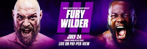 Chapter III: Fury vs Wilder