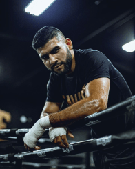 Warriors Boxing Signs Undefeated Junior Middleweight Kevin Salgado
