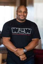 Daniel Cormier has joined forces withWimp2Warrior
