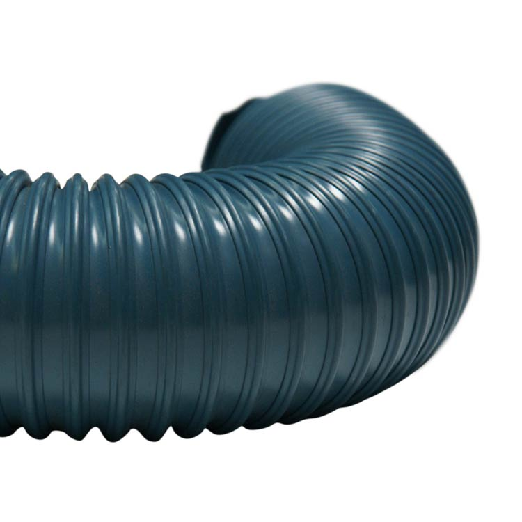 """MOUNTO MT1225B  12/"""" 25FT Ventilation Duct PVC Ducting Hose with carry bag"""