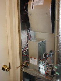 Mobile Home Furnace & A/C Replacement