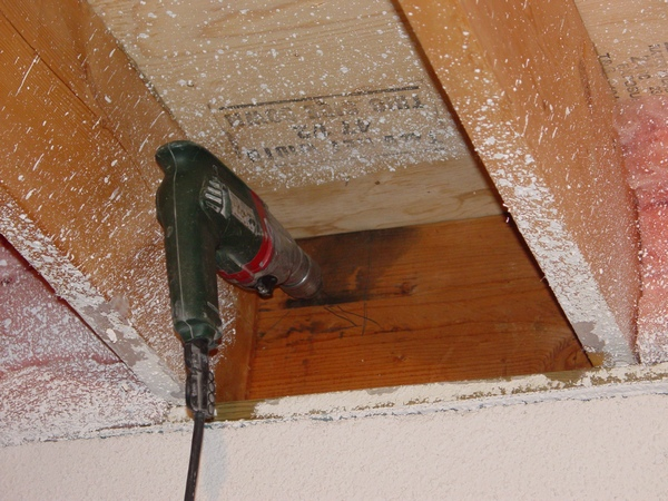How To Install Bathroom Exhaust Fan Through Brick Wall Image Of Bathroom And Closet