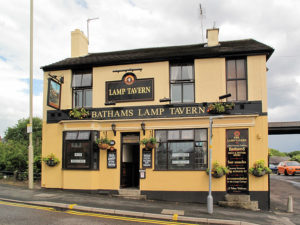 The Lamp Tavern, Dudley