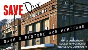 Save our Hippodrome. Save and restore our Heritage.