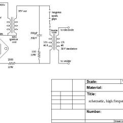 Single Phase Starter Wiring Diagram 3 Way Switch High Frequency Start Box Theory Of Operation