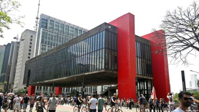 Museu de Arte de São Paulo Assis Chateaubriand