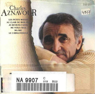 Trema 2 by Charles Aznavour  Song list