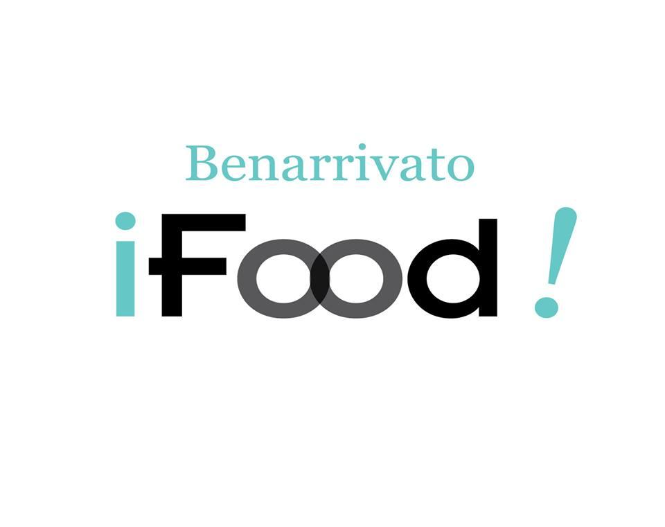 IFood infinito amore per il cibo finalmente on line  2 Amiche in Cucina