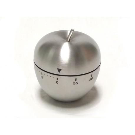 utensili da cucina Timer da cucina inox mela