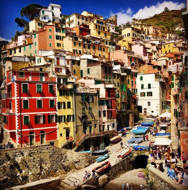 Podróż do Cinque Terre
